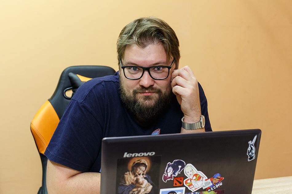 Иван Данишевский уверен, что за киберспортом - будущее