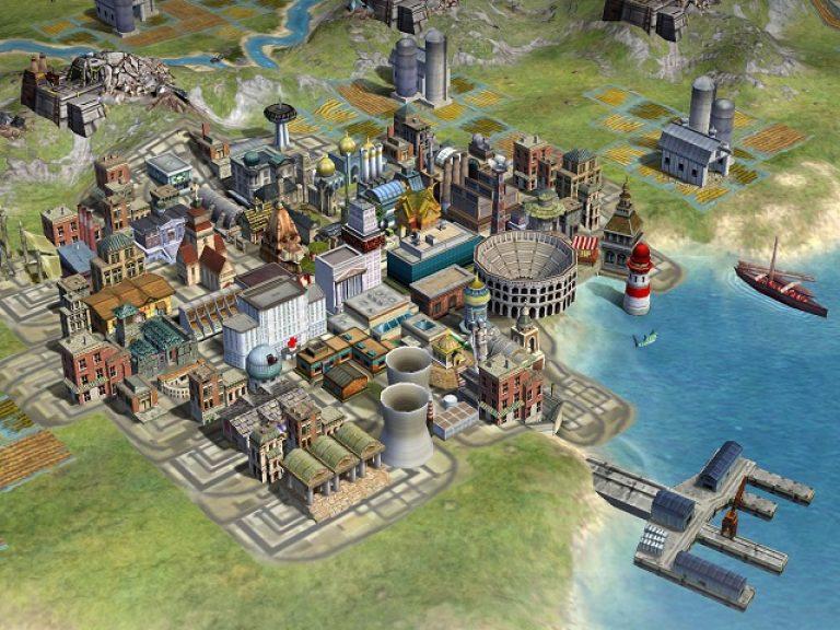 Игра Civilization IV