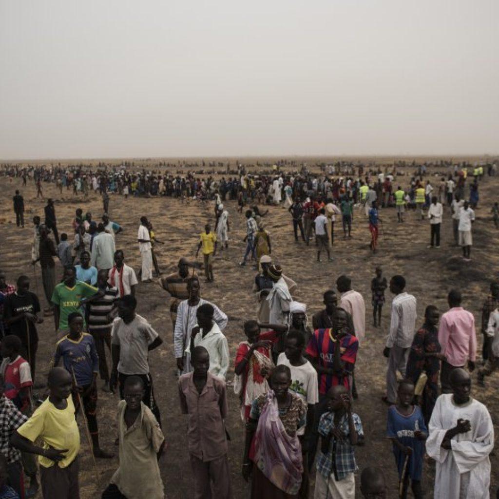 South Sudan Civil War; Leer