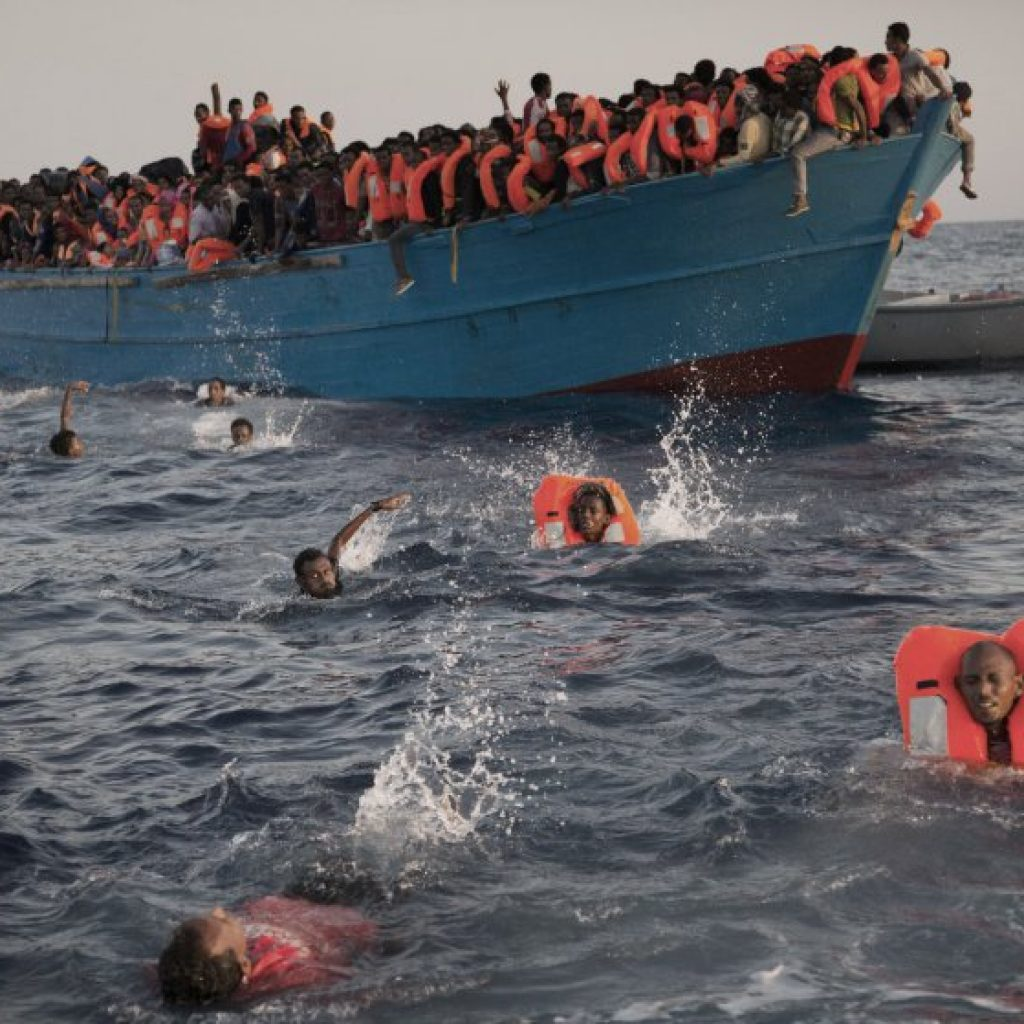 EU Libya Migrants