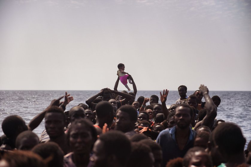 TOPSHOT-LIBYA-EUROPE-MIGRANTS