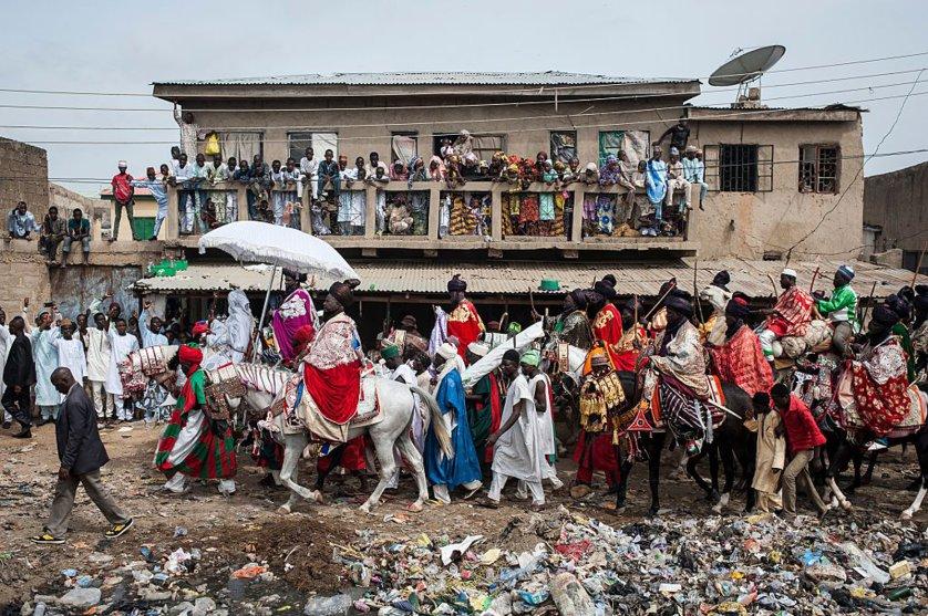 TOPSHOT-NIGERIA-RELIGION-ISLAM