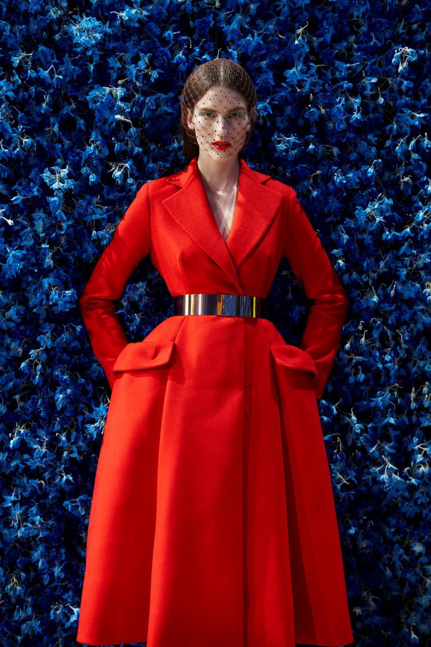 В честь своего 70-летия дом Dior вместе с Национальной галереей Виктории открывает уникальную ретроспективную выставку