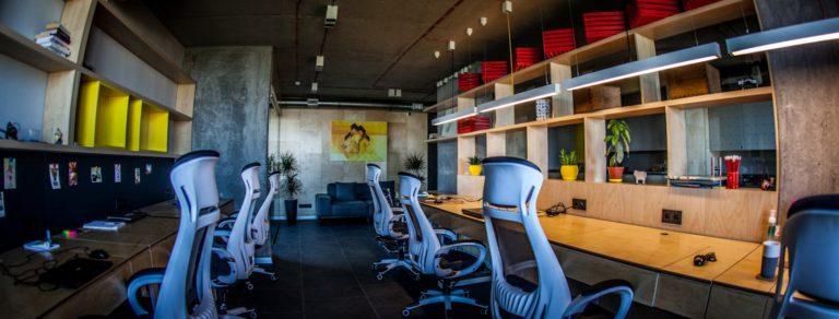Новый офис Quadrate 28