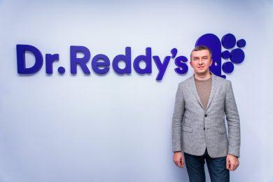 Владимир Скиба, Dr.Reddy's