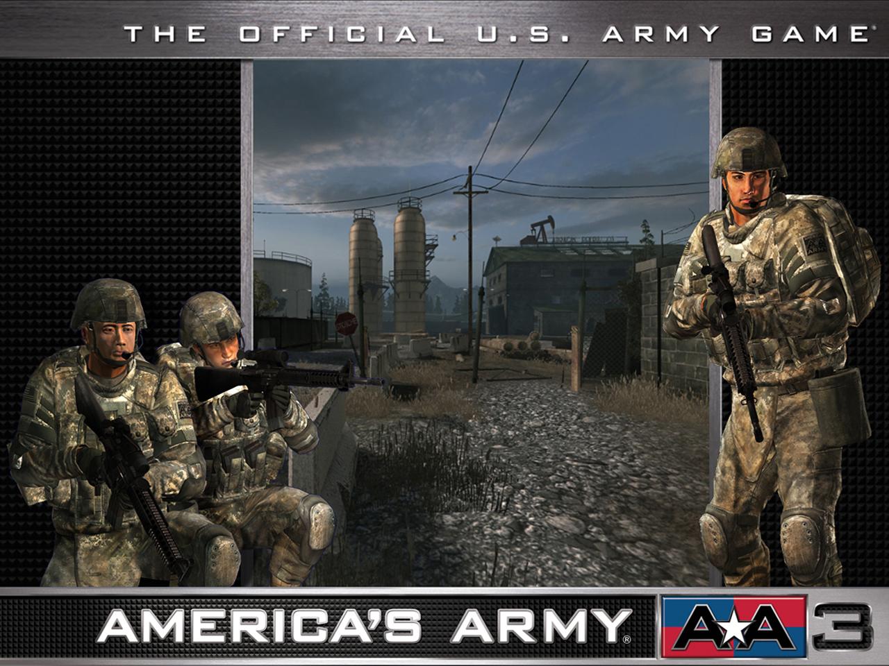 Игра America's Army