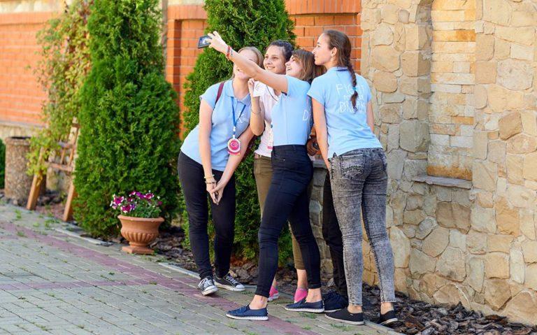 Дикая груповуха с девочками