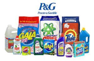 Procter & Gamble в Украине
