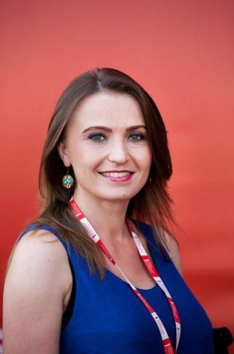 Анна Мачух на ОМФК