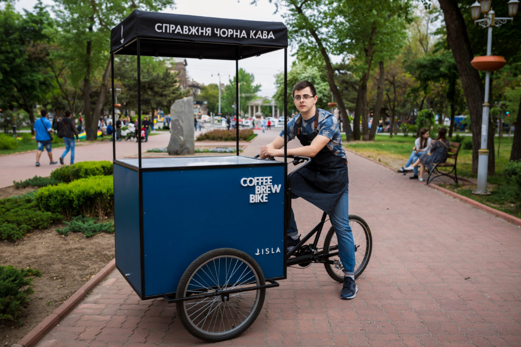 Coffee Brew Bike