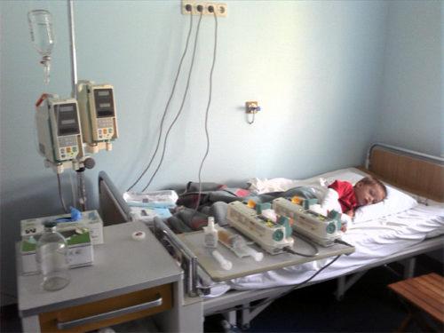 У Паши Буханцева был рак крови