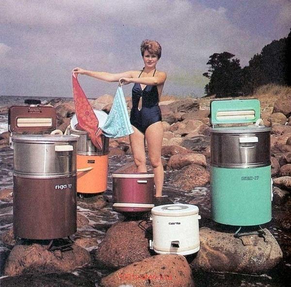 Реклама 60-х и 70-х в СССР