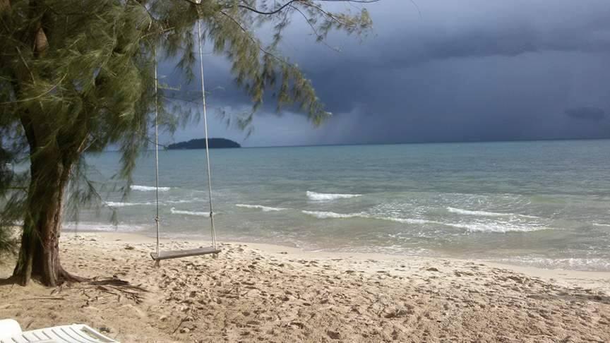 Камбоджа шторм