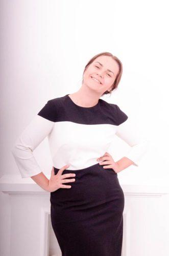 Лиза Скрябина, выпускница финансово-экономического факультета, НГУ, офис-менеджер в Grammarly