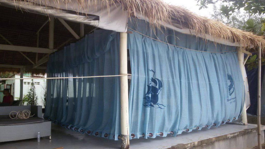 Массажный салон в Камбодже