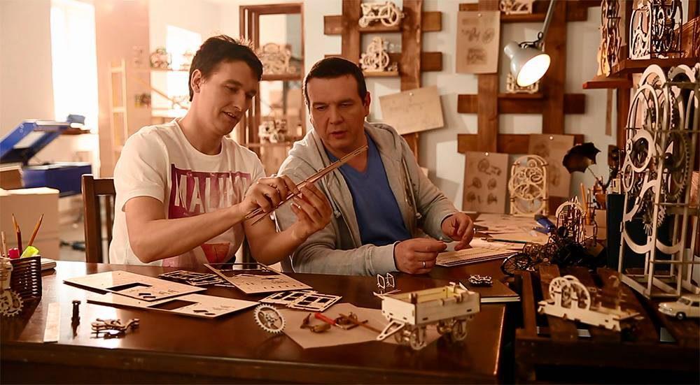 Шестак и Охрименко
