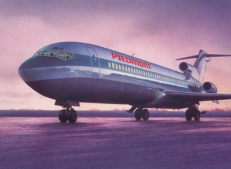 Дэвид Дис. Самолет