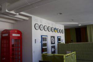Коворкинг-зона «Часописа», 4 этаж