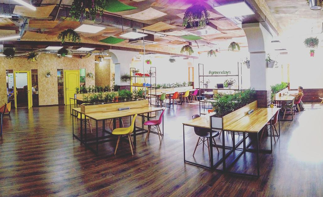 «Сад». Фото: gardenspace.work