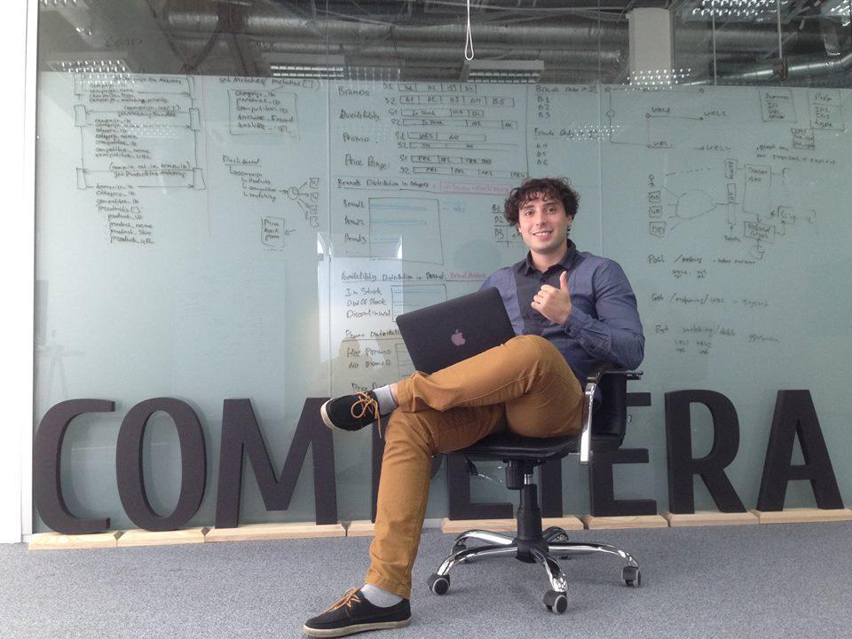 Александр Галкин, Competera: как создавать продукт, который нужен пользователям