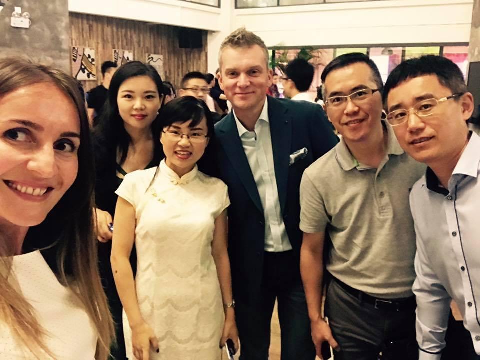 Как продать китайцам украинский IT-продукт: опыт Дмитрия Томчука из инвестфонда Fison