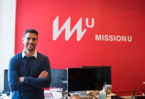 CEO MissionU Адам Браун