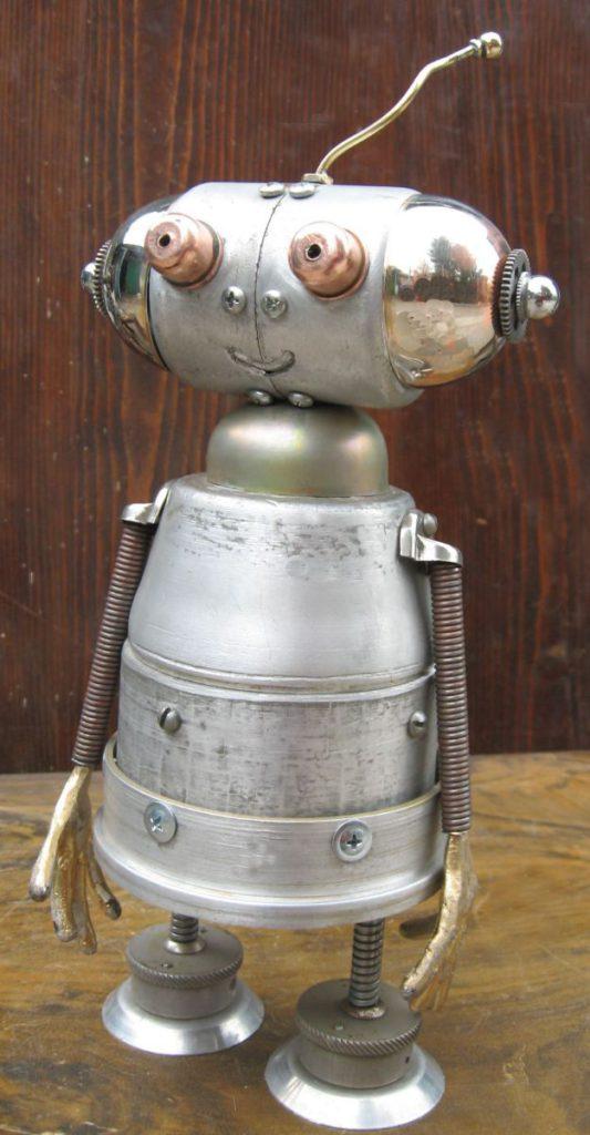 ЮЗ Георгиев. Робот
