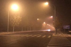 Постапокалиптичный туман в городе М