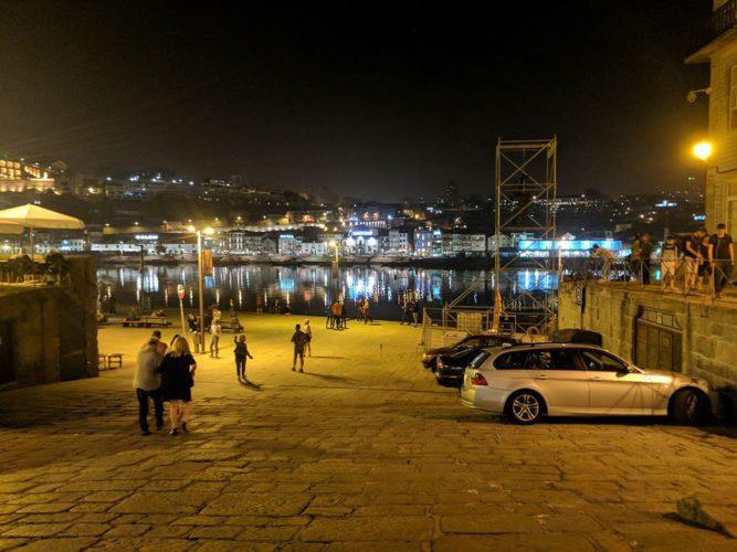 Набережная Порту