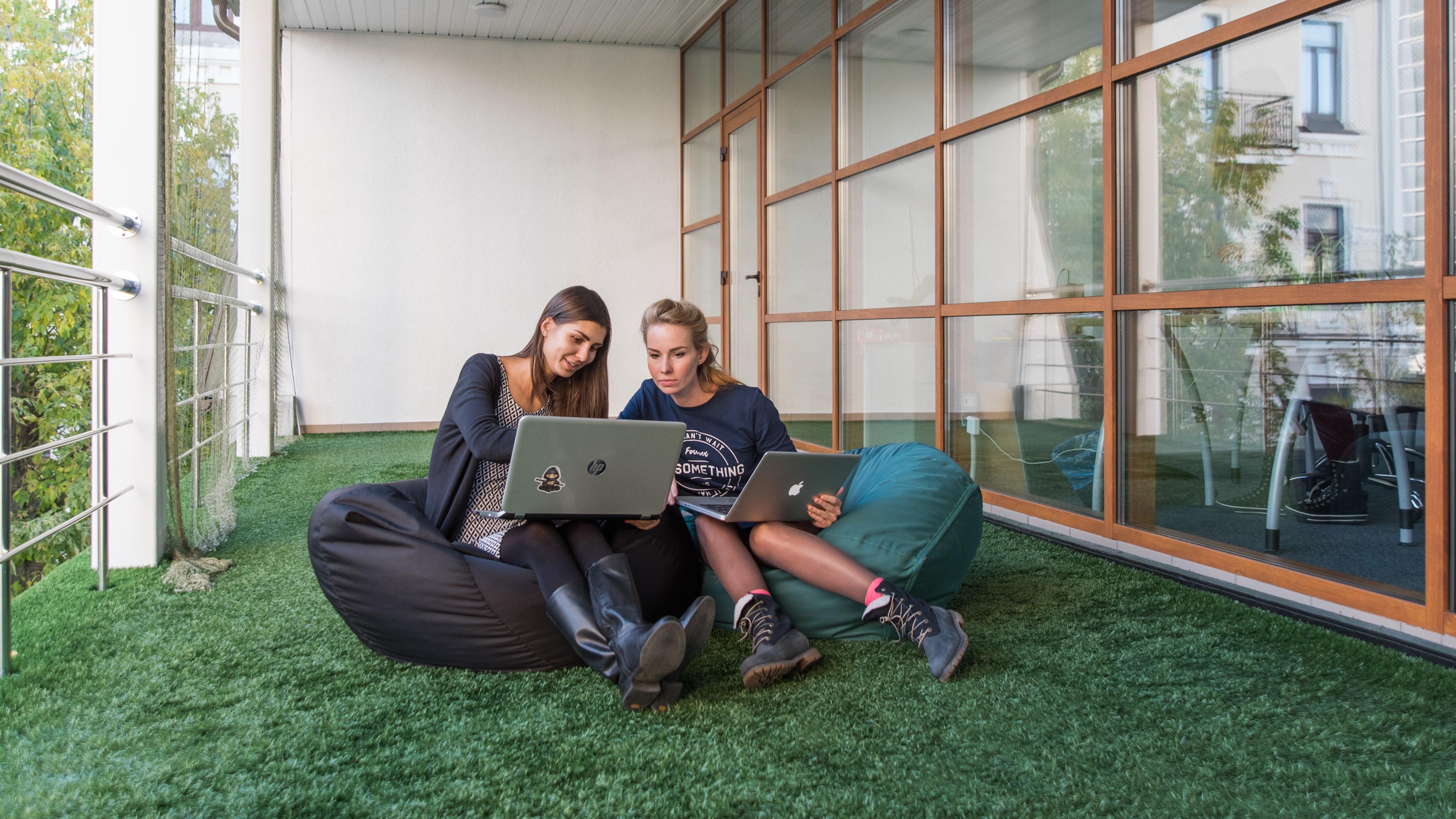 Репортаж из офиса IT-компании Competera. Серия «Вдохновляющие офисы»