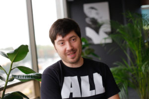 Андрей Боборыкин, автор фото: Ната Боровик, Телекритика