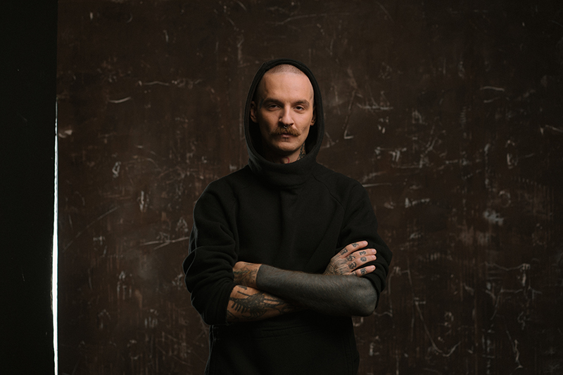 Украинский тату-мастер, прославившийся на весь мир. История Йена Левина