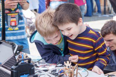 Ученики IntRobots