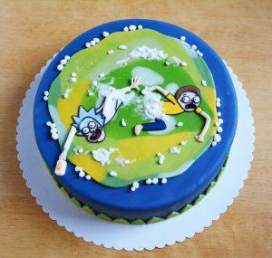 Торт Оксаны