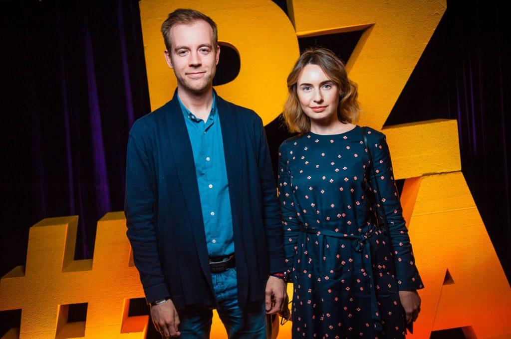 Наталья и Даниил Ваховские