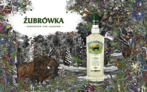 Żubrówka и Беловежская Пуща