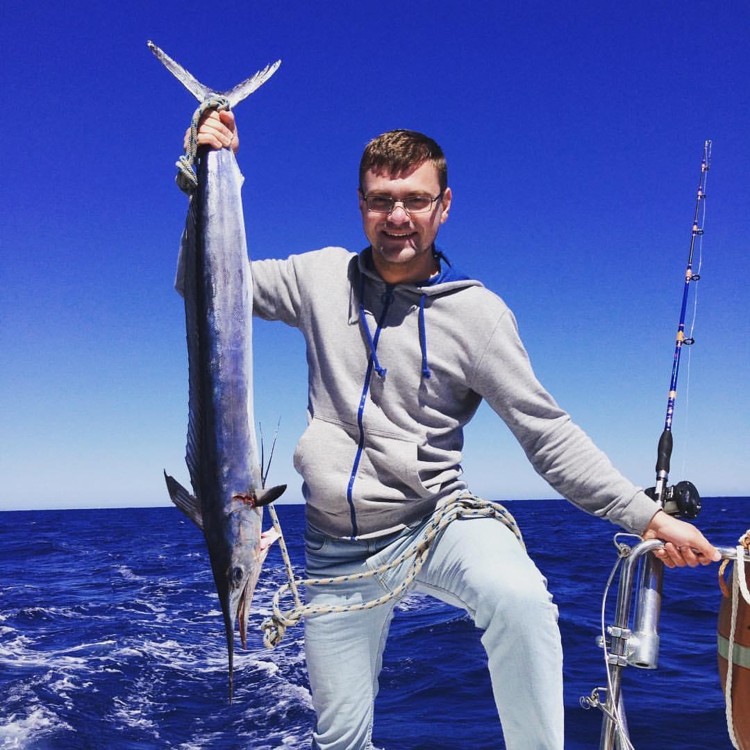 1000 евро за отпуск под парусами: Кирилл Соляр влюбился в яхты и создал стартап по их аренде