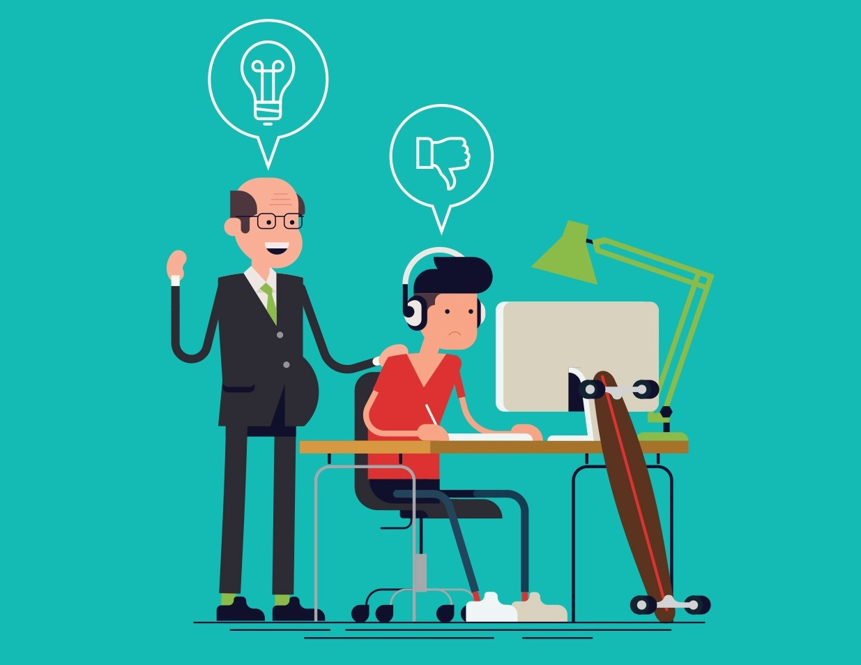 «Тупой» заказчик или подрядчик? Как с помощью эмоционального интеллекта избежать конфликтов с клиентом