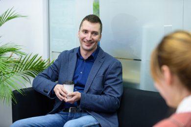 Как Тарас Джамалов возглавил Lenovo в Украине
