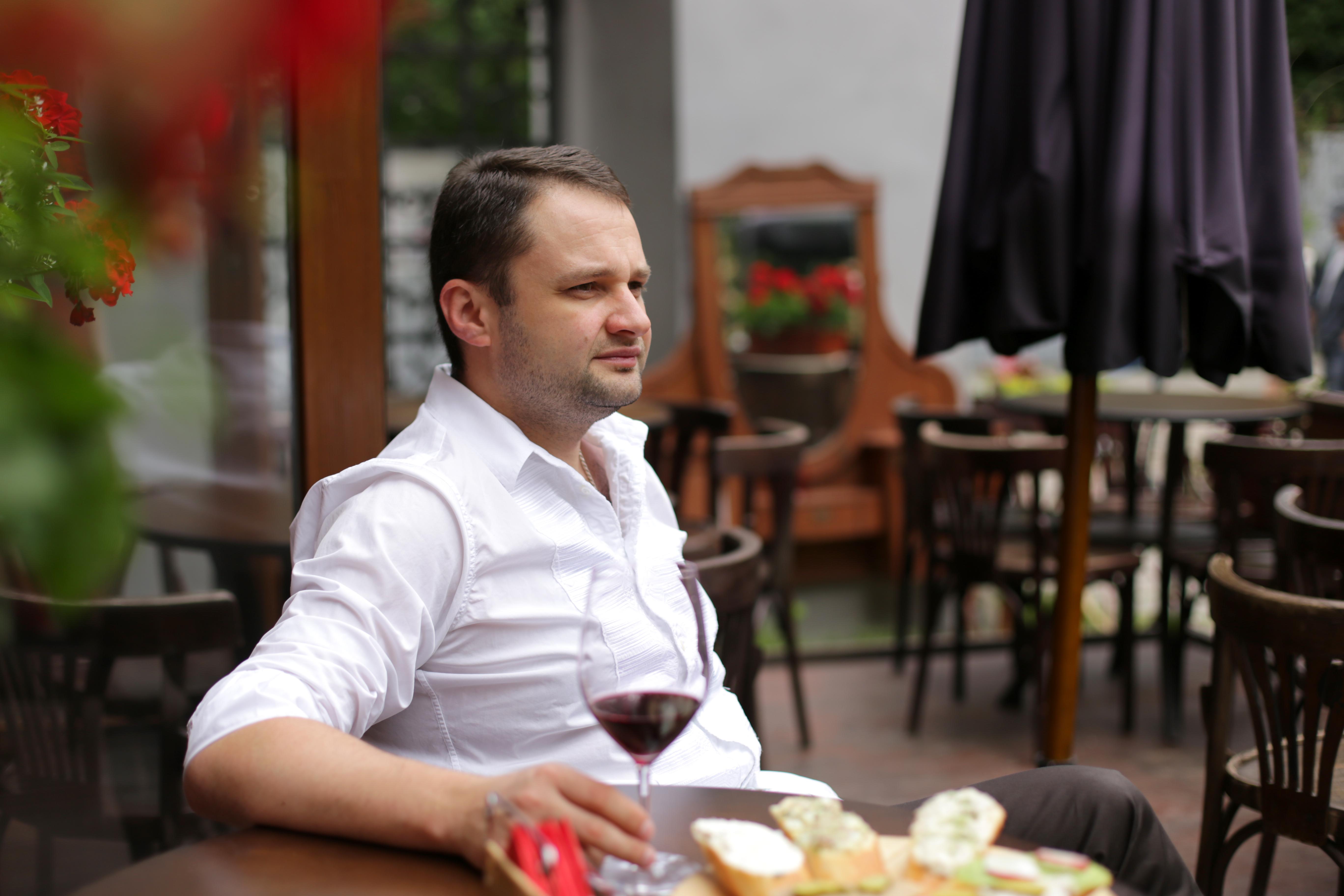 Создатель «Криївки» Андрей Худо открыл десятки заведений. Зачем ему строить дома, и почему Львов лучше Киева?