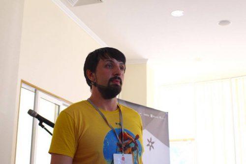 Александр Лябах, основатель онлайн-игры для Java- и Python-программистов «ChechiO»