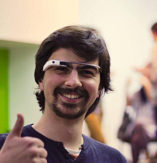 Маркиян Мацех, сооснователь умного записывающего устройства «Senstone»