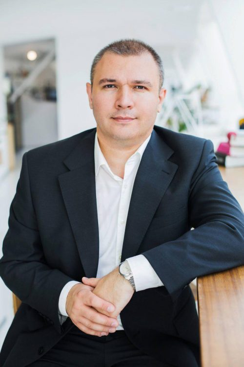Дмитрий Суслов, директор украинского Бітрікс24