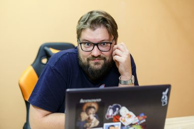 «В киберспорте компьютер еще долго не заменит человека». Зачем Иван Данишевский развивает киберспортивные соревнования в Украине