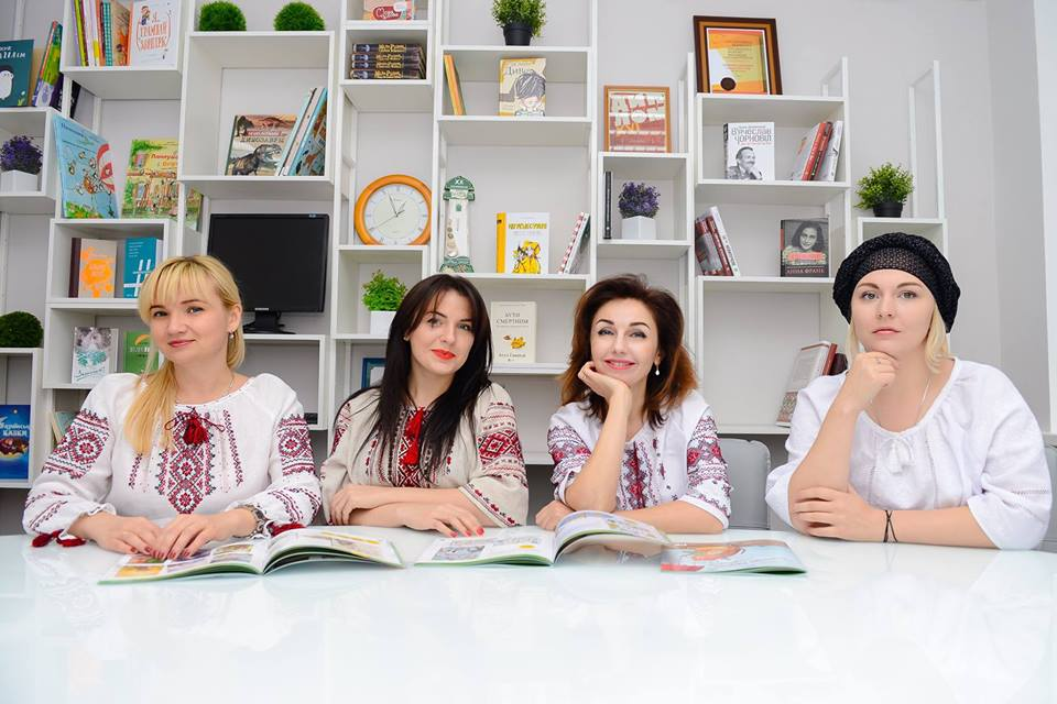 Команда издательства Vivat