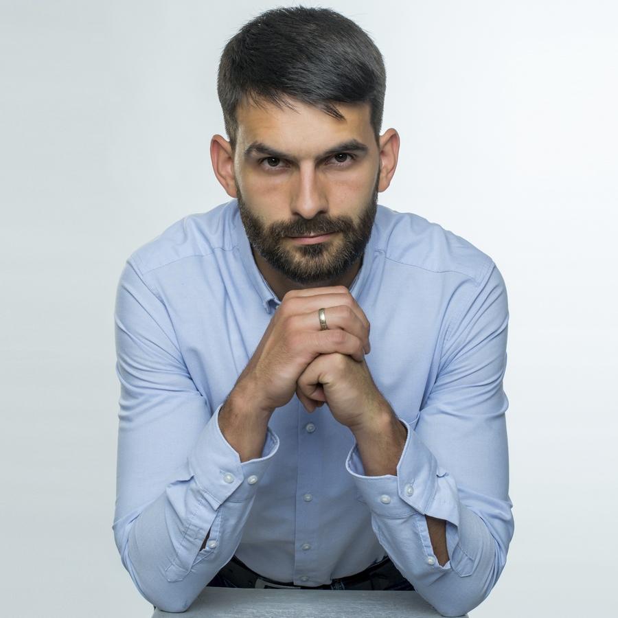 Основатель компании SmartFarming Артем Беленков