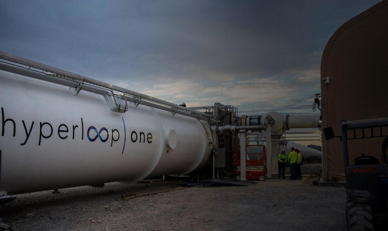 Hyperloop в Украине: денег нет, проекта нет, но министр Омелян заявил, что могут начать строить через год