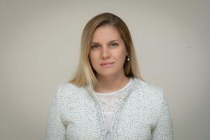 Директор по управлению персоналом компании «Терра Фуд» Антонина Добровольская