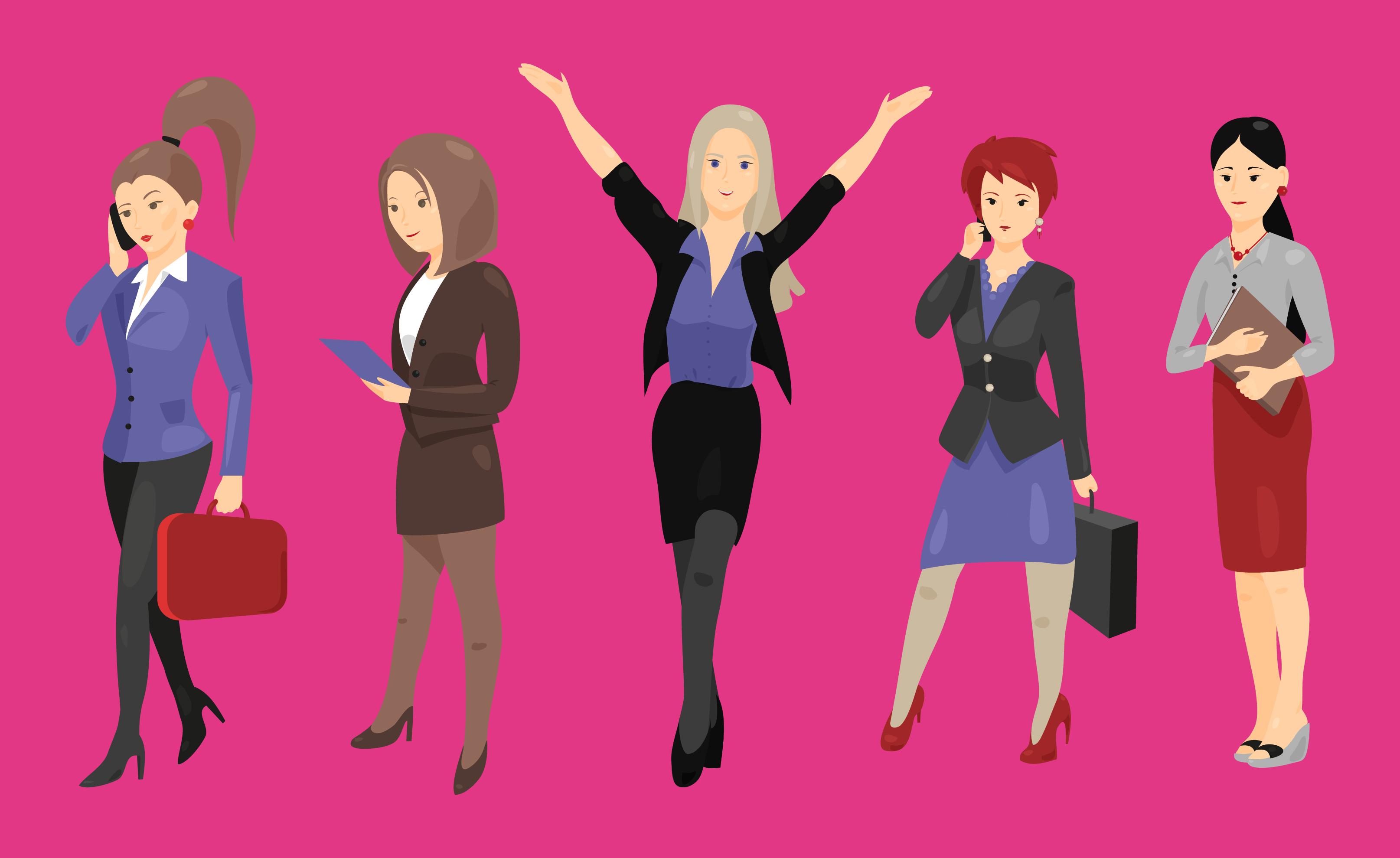 Женское дело: 8 вдохновляющих девушек на 8 марта