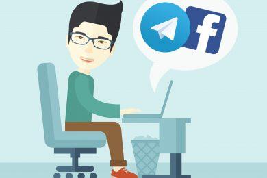 Telegram-каналы и Facebook-страницы с вакансиями: где украинцам искать работу